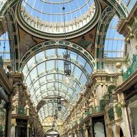 Victorian Arcade, Лидс