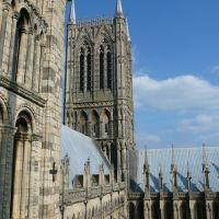 Lincoln cathedral, Lincoln - 2007, Линкольн
