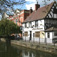 The Witch & The Wardrobe,Waterside,Lincoln, Линкольн
