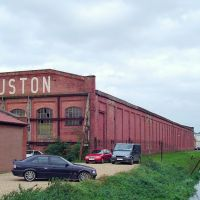 Rustons old factory,Lincoln, Линкольн