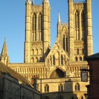 Lincoln, Cathedral, Линкольн