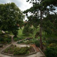 Castle Gardens, Линкольн