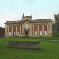 Usher Art Gallery,Lincoln, Линкольн
