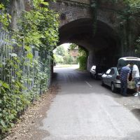 Mill Lane, Литерхед