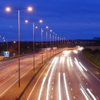 M25 at Leatherhead, J9, Литерхед
