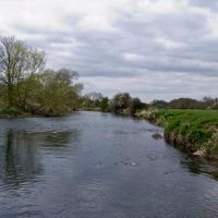 River Mole at Leatherhead, Литерхед