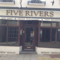 Five Rivers  |   Indian Restaurant, Литерхед