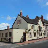 Lichfield, The Horse & Jockey pub., Личфилд