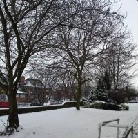 Snowy Lichfield, Feb 2009, Личфилд