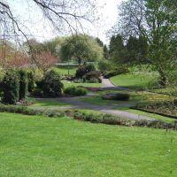 Friary Gardens, Lichfield, Личфилд
