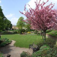 Friary Gardens, Личфилд