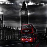 Red Bus www.gabrieleparafioriti.com, Лондон
