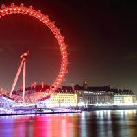 Red Eye At Night, Лондон