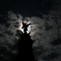 Vittoria nel cielo di Londra, Лондон