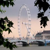 London Eye (photo by Pavel Culek), Лондон