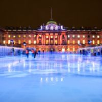 Skate At Somerset House, Лондон