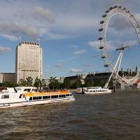 London eye, Лондон