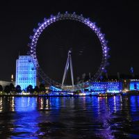 London Eye * Olympist ©, Лондон