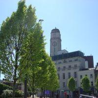 Luton Town Hall, Лутон