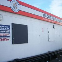Luton Town FC shop, Лутон