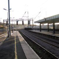Luton Railway Station, Лутон