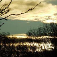dramatic sunrise, Майденхед