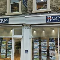Infront of Hamptons International property to rent on 11-13 Queen Street in Maidenhead, Майденхед