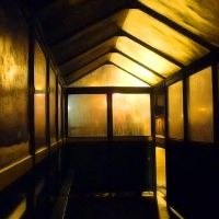 Train Shelter., Мансфилд