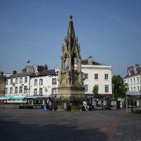 Mansfield Town - MArket, Мансфилд
