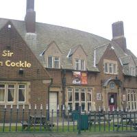 Sutton in Asfield, Sir John Cockle Pub, Мансфилд