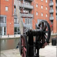 Canal Crane, Манчестер