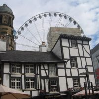 The shambles & big wheel, Манчестер