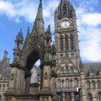 Town Hall, Манчестер