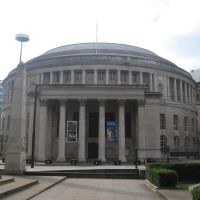 Manchester Central Library, Манчестер