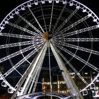 Manchester Wheel, Манчестер