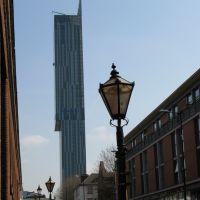 Beetham Tower - Hilton Hotel Manchester, Манчестер