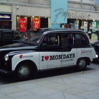 Taxis de Manchester, Манчестер