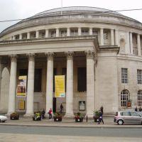 La Biblioteca de Manchester, Манчестер