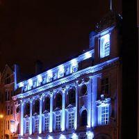 Hobs building, Манчестер