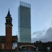2 Towers, Манчестер