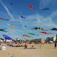 Kite festival in Margate, Маргейт