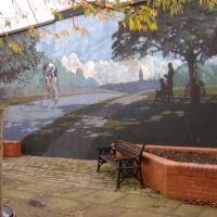 Beryl Burton Mural., Морли