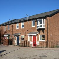 New homes at Glen Road, Morley, LS27, Морли