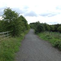 Public Footpath to Dean Wood, Морли