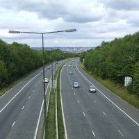 M621 from Asquith Avenue, Морли