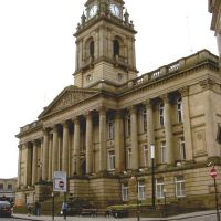 Morley Town Hall, Морли