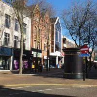 Northampton Town centre., Нортгемптон