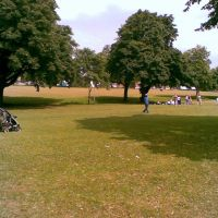 Becketts park, Нортгемптон