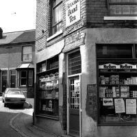 Sneinton, St Stephens Avenue, c. 1982, Ноттингем