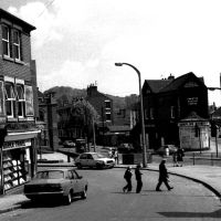 Sneinton Hollows, c. 1982, Ноттингем